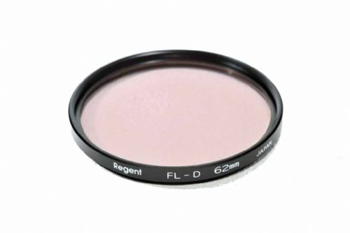 High Quality Optical Glass FLD Filter Made in Japan 62mm Regent (Kood)